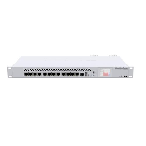 Thiết Bị Mạng Enterprise Core Router Mikrotik CCR1016-12G