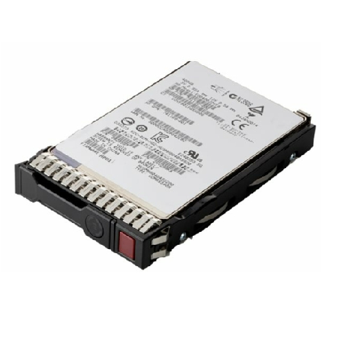 Ổ Cứng SSD HPE 3.84TB SAS 12G 2.5inch Solid State Drive