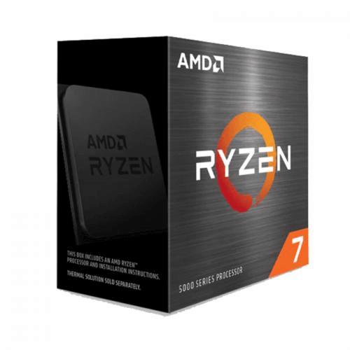 CPU AMD Ryzen 7 5800X (3.8 GHz Upto 4.7GHz  36MB 8 Cores, 16 Threads 105W Socket AM4)