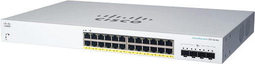 Thiết Bị Mạng Cisco Business 220 CBS220-48T-4G 48 Ports Manageable Ethernet Switch