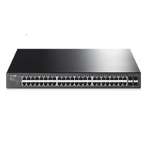 Thiết Bị Mạng Switch TP-LINK 48 Ports Gigabit TL-SG2452P T1600G-52PS