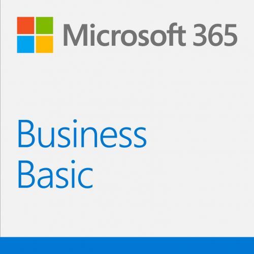 Phần mềm ứng dụng (Microsoft 365 Business Basic -12 months)