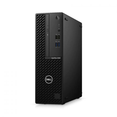Máy Bộ PC DELL Optiplex 3080 SFF 70233231 (Intel Core i3-10100/Ram 8GB DDR4/HDD 1TB/Intel UHD Graphic/Wl +BT/DVDRW/Key & Mouse/Fedora)
