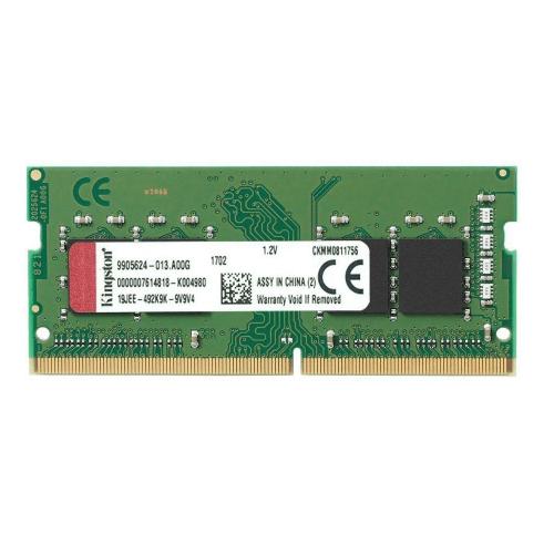 Bộ Nhớ RAM Laptop Kingston 4GB 2666MHz DDR4 CL19 KVR26S19S6/4