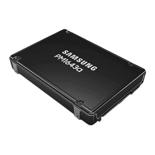 Ổ Cứng SSD Samsung PM1643A 7.86TB 2.5inch SAS 12Gbps Enterprise Internal Solid State Drive
