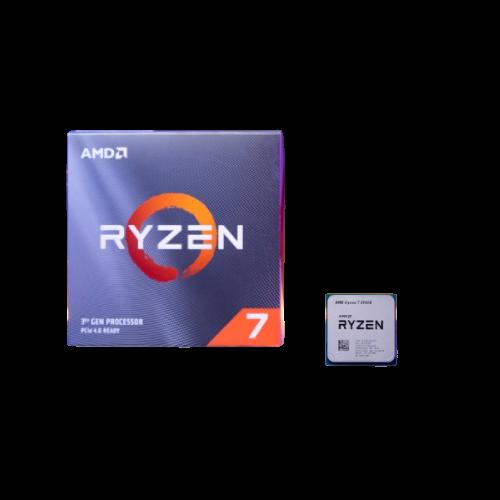 CPU AMD Ryzen 7 3700X (3.6GHz Turbo Up To 4.4GHz 8 Cores 16 Threads 36MB Cache 65W)