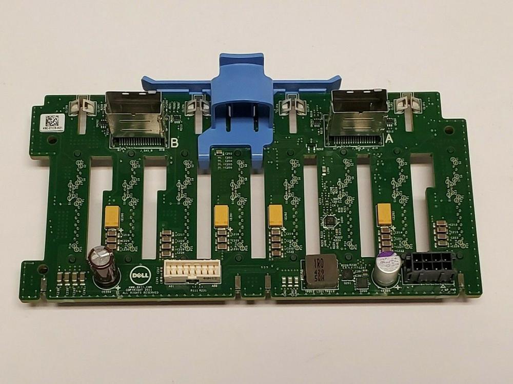 Dell PowerEdge R720 R820 8 Bay 2.5'' Hard Drive HDD Backplane