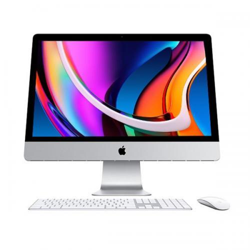 APPLE iMac 2020 Intel Core i5-GEN10/8GB/256GB SSD/27inch/5K/BẠC/KB&M/Mac OS/Radeon Pro 5300_4GB