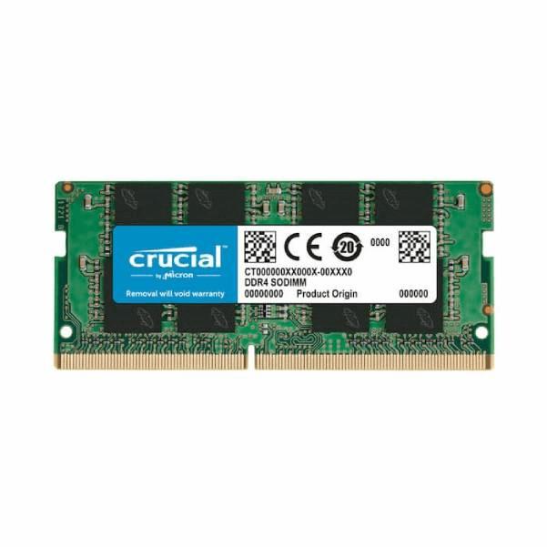 Bộ Nhớ RAM Laptop Crucial DDR4 8GB Bus 3200MHz CL22 1.2v