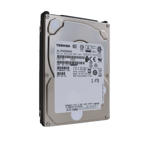 Ổ Cứng HDD Toshiba 2.4TB Enterprise 10k RPM SAS 512e 128MB 2.5inch Hard Disk Drive - NK