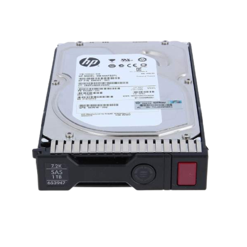 Ổ Cứng HDD HP 1TB 6G SAS 7.2K rpm LFF 3.5-inch SC Midline Hard Drive