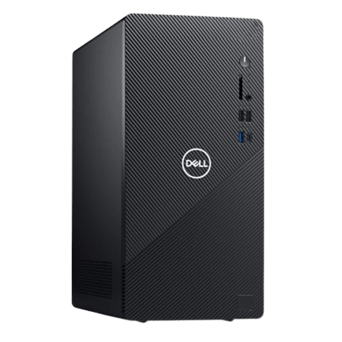 Máy Bộ PC Dell Inspiron 3881 MTI52103W-8G-512G (Intel Core i5-10400 2.90 GHz,12 MB/8Gb DDR4 2666 MHz/SSD 512 PCIe NVMe/Non DVD/Win10 SL)