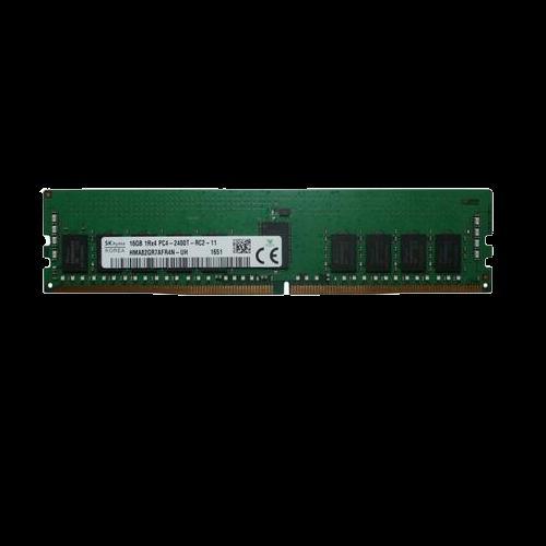 Bộ Nhớ RAM 16GB DDR4-2400 RDIMM PC4-19200T-R Single Rank x4 Module