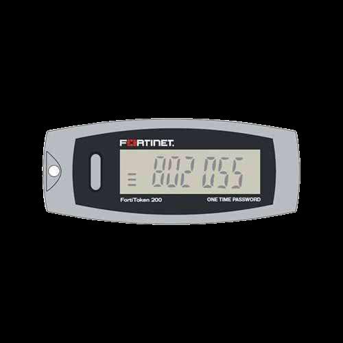 Fortinet FortiToken-200 FTK-200CD-10
