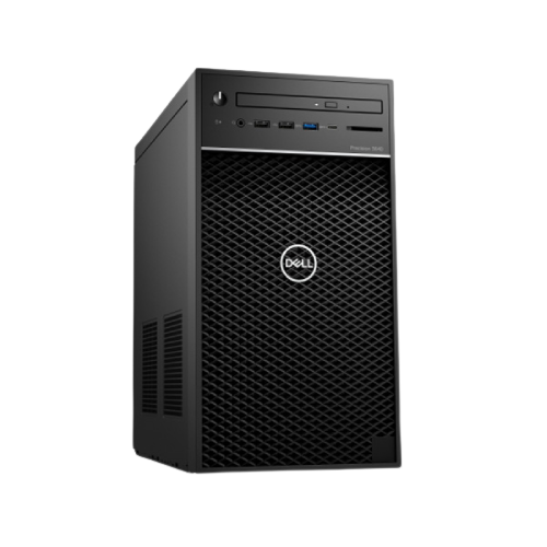 Máy Bộ Workstation Dell Precision 3640 Tower 70231771 (i7 10700/16GB RAM/1TB HDD/P1000/DVDRW/K+M/Ubuntu)