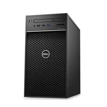 Workstation Dell Precision 3650 Tower CTO Base (W-1370/16GB RAM/2TB HDD/P620/DVDRW/K+M/Ubuntu) (42PT3650D10)
