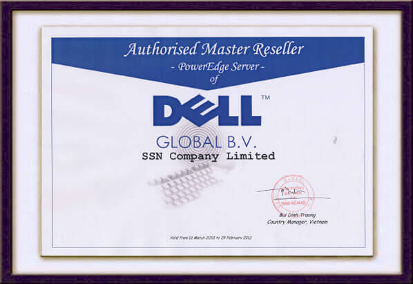 GCN authorized master reseller