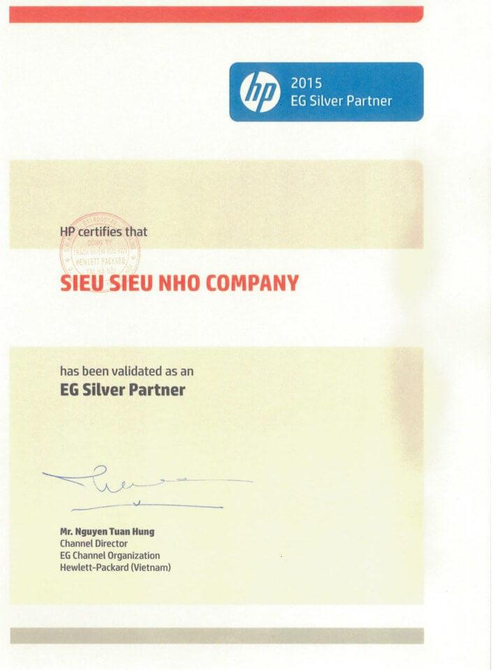GCN EG Silver Partner